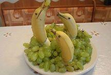 Food decorating idea / Inspiration