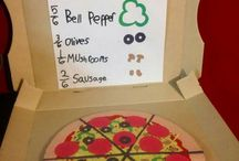 Pizza matemática