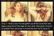 ~Hair Tips & Tricks~