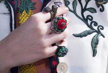 Jewelry: ornament
