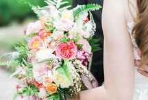 Bouquets / Just a glimpse at the amazing work the talented florists we work with have created