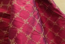 Silks, Velvets, and Brocade / by Mollie Gillis