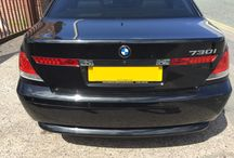 BMW 730 LPG Conversion / BMW 730 LPG Conversion / Autogas Conversion