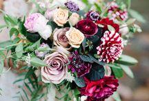 свадебные идеи / Букеты невест, композиции
