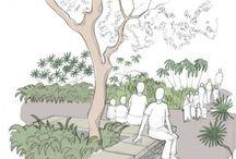 Jardins / Ambiente sua casa, traga conforto visual e térmico, criando ambientes agradáveis conforme a necessidade do local.