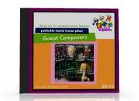 Composers / by Shawna Rosen