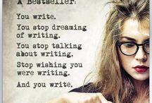 write, Write, WRITE