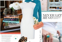 my other love, fashion / by Kristen Reyes