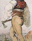 Valašsko - zbojníci