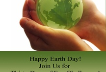 Earth Day Challenges