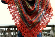 Shawl and Poncho Crochet