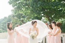 Blush Weddings / by Elizabeth Anne Designs