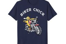 Biker Chick / This board is for all people who loves bike or biker lovers.