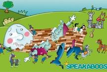 Illustrations & Art For Kids