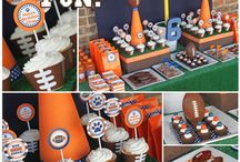 FOOTBALL GOODIES / by Linda Sorrentino