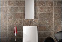 Revestimientos Ceranosa Catálogo 2014 / Revestimientos para para baños que enamoran  A new bathroom concept #ceranosa #picoftheday #instaceranosa #cevisama #interiordesign #bath #bathroom #WallTiles