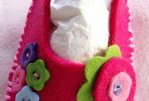 Baby booties / PRATOLINA