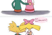 Arnold e Helga