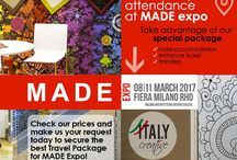 Fairs & Trade shows in Italy / Fairs & Trade shows with Italy Creative | Take advantage of our special packages for all the important trade shows taking place in Italy.