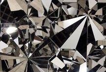 Silver/glass