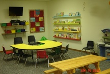 Church classrooms