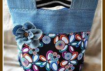 Flowergardens - Bag