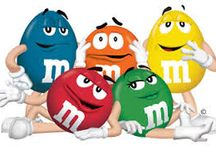 M&M's / by Chrissie M