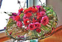 Nest bouquets