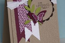 Crafts - Papercrafting Cards / by Nadine Hastings