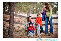 Family Portrait ideas / by Bonnie Gale