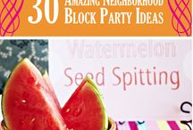 How about a Block Party?