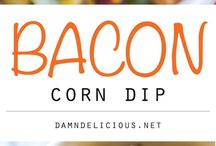 bacon corndip