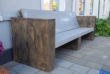 ROBUhout | Tuinmeubelen / Inspiratie voor houten tuinmeubelen
