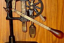 masina de găurit manuala