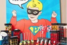 3rd Birthday (Superhero) / by Yara Luna