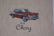My Cross Stitch & Embroidery