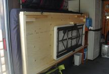 Cargo camping