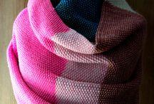 Schals und Loops