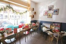 ♨ Coffee & tea shops
