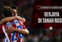 Prediksi FC Rostov vs Atletico Madrid