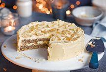 Culinary Inspiration // Pie & Cake