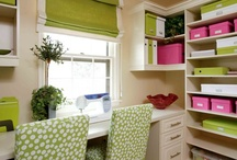 Craft Rooms / by Merri Nelson-Joy