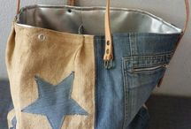 JEANS RECYCLING & UPCYCLING