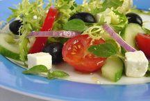 Salads / by Sheri Johnson-Sapone