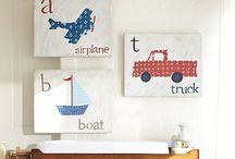Cute preschool crafts / by Laurie Bowen