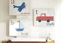 Cute preschool crafts / by Laurie Bowen