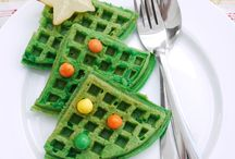 Waffles / Recipes perfect for waffle irons