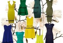 Väri-ideoita