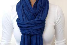 scarfs / by Briana Kramer
