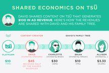 Bani pe internet cu TSU